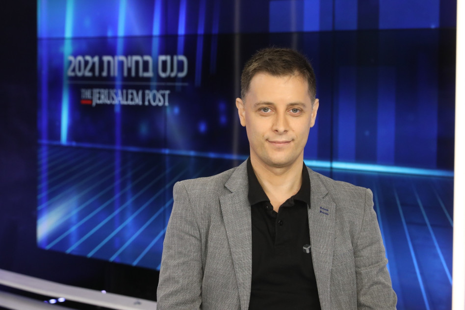 ד''ר נועם סולומון (צילום: מרק ישראל סלם, ג'רוזלם פוסט)