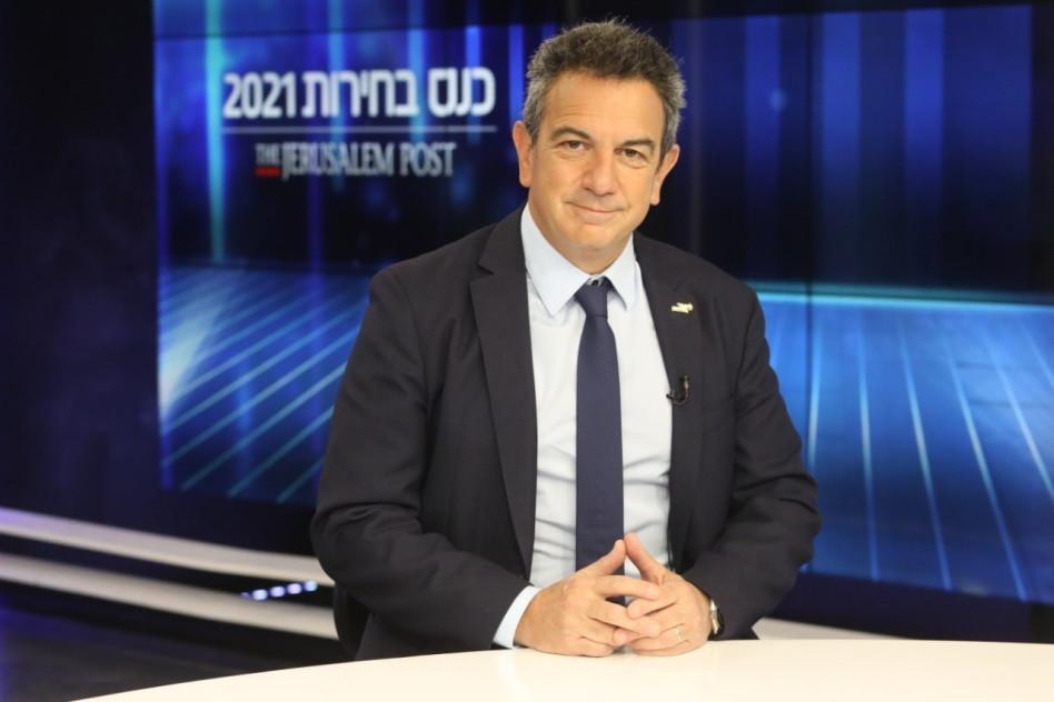 רון תומר (צילום: מרק ישראל סלם, ג'רוזלם פוסט)
