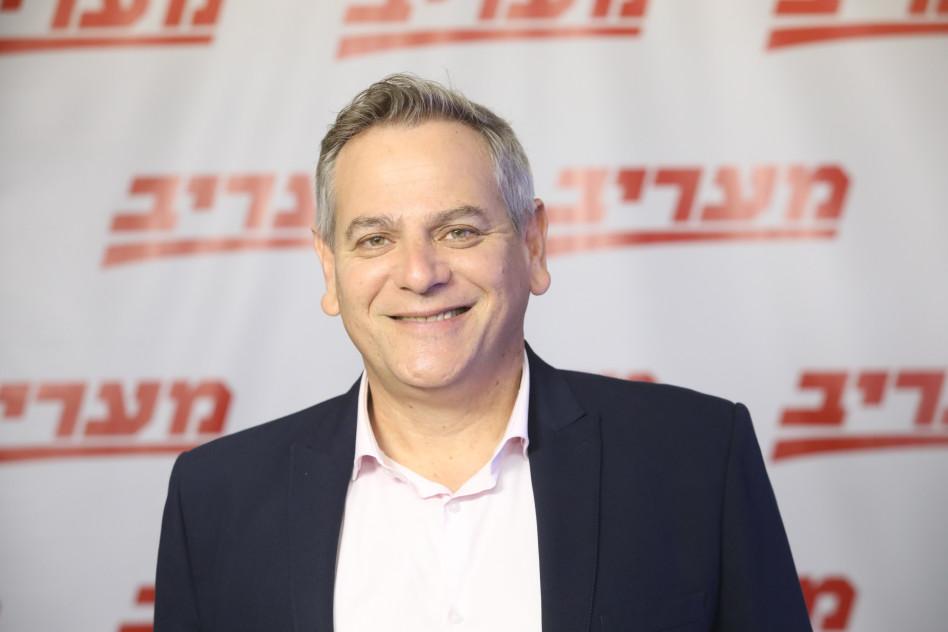 ניצן הורביץ (צילום: מרק ישראל סלם, ג'רוזלם פוסט)