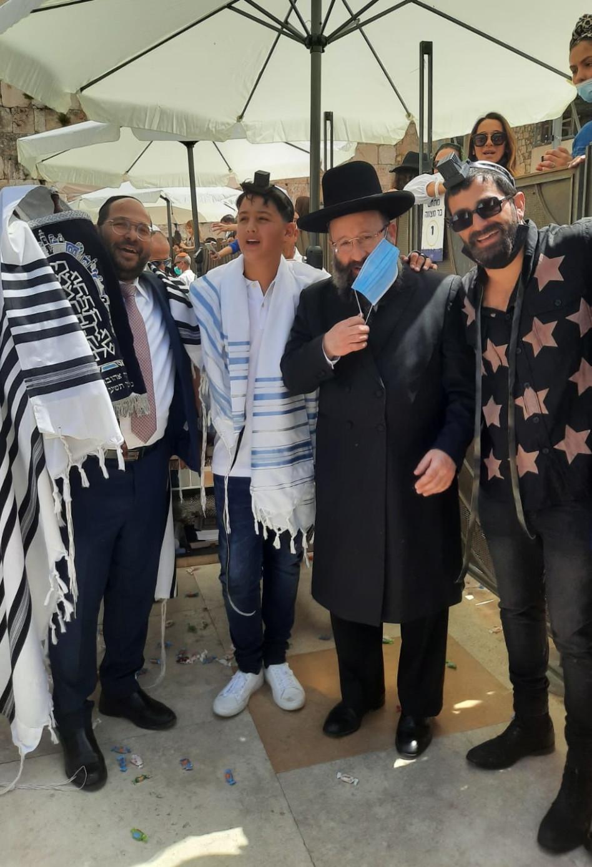 יהודה לוי (צילום: א.נ באדיבות הרבנית של האינסטגרם)