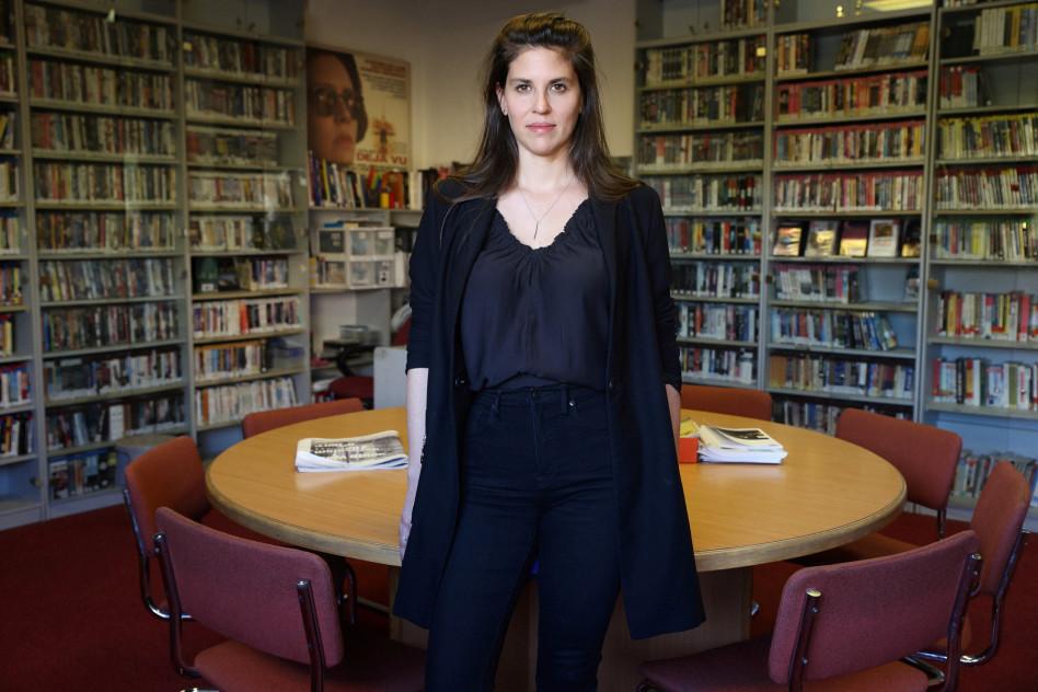 דנה בלנקשטיין-כהן (צילום: אייל נבו)