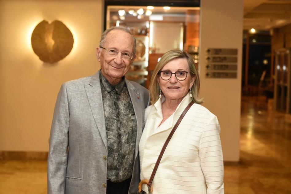 טובה וסמי סגול (צילום: אוהד הרכס ואיתי בלסון מכון ויצמן למדע)