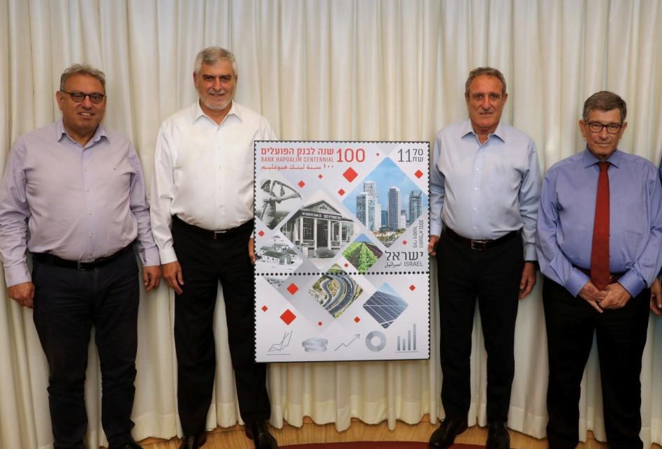 דני גולדשטיין, ראובן קרופיק, דב קוטלר וחזי צאיג (צילום: אביב גוטליב)