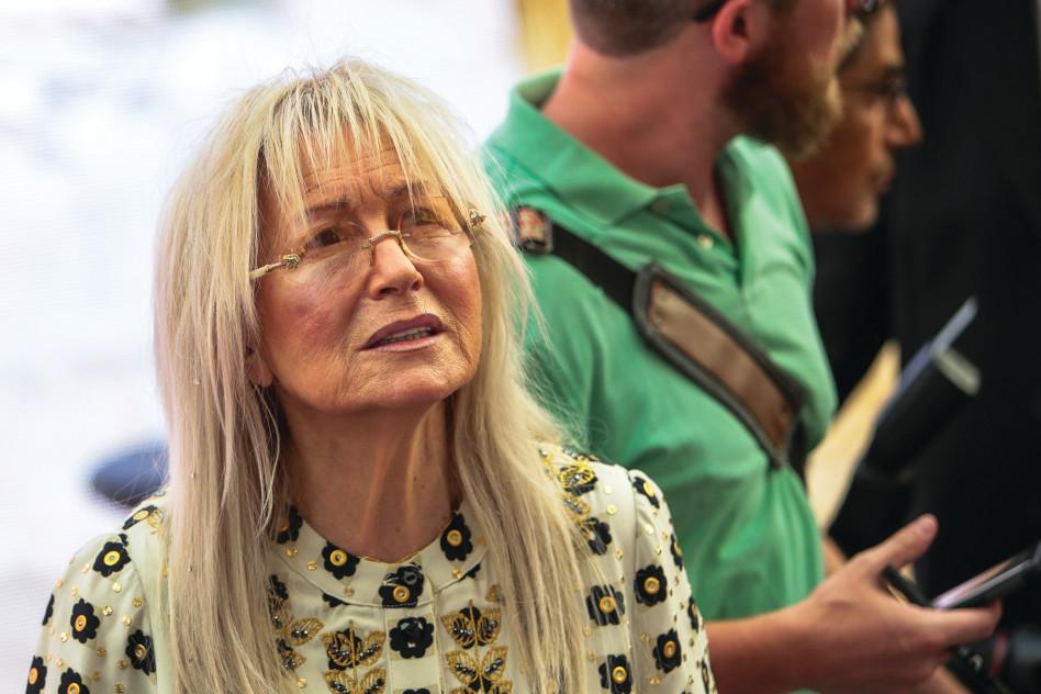 מירי אדלסון (צילום: פלאש 90)