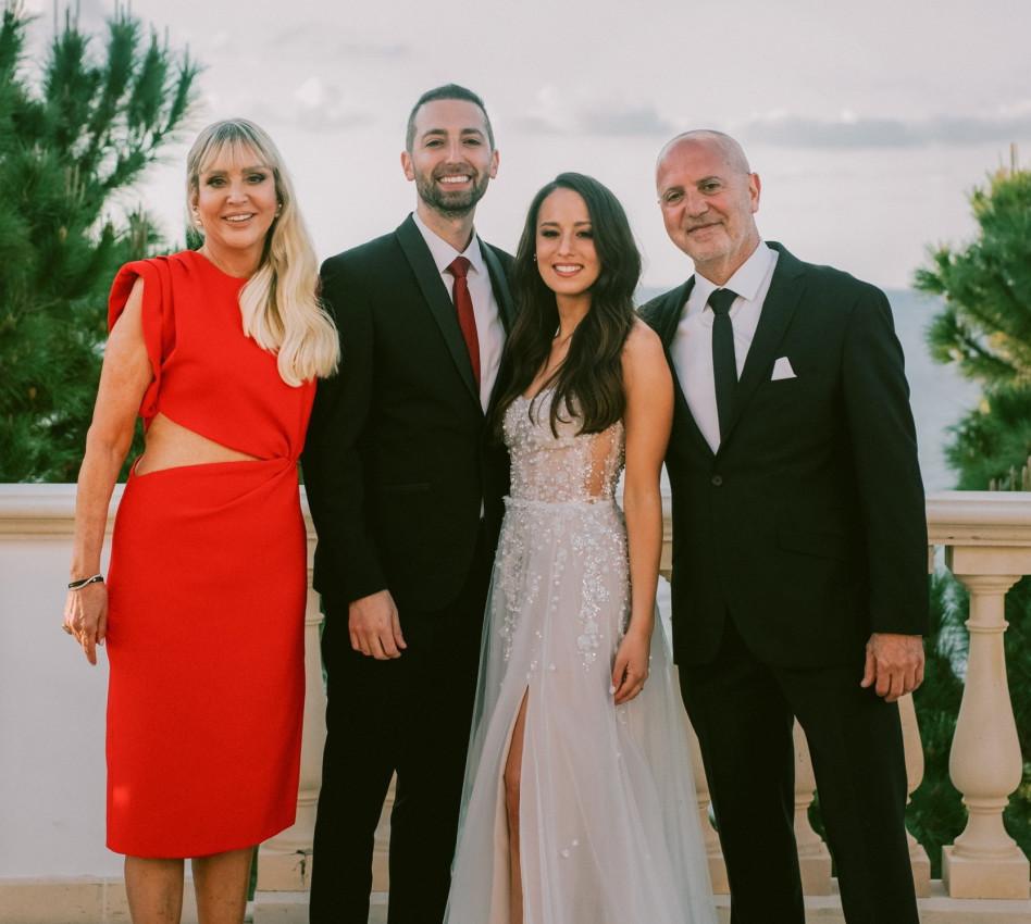 אורן, הדר, תום ודנה רוזנבליט (צילום: ניקולאסארטמי)