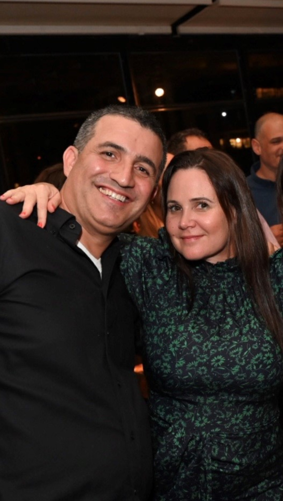 דנה ואבי אדרי (צילום: אוהד הרכס ואיתי בלסון)