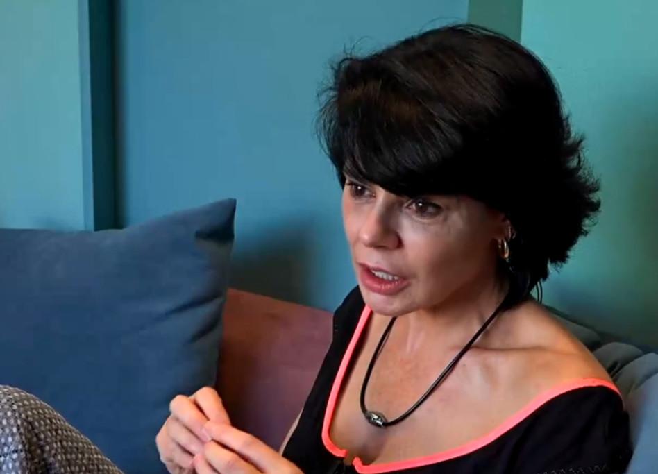 דנה רון (צילום: צילום מסך רשת 13)