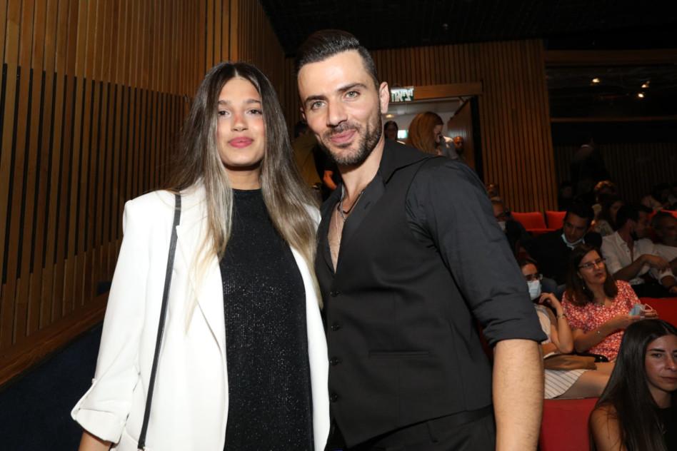 ישראל אטיאס ואשתו (צילום: רפי דלויה)