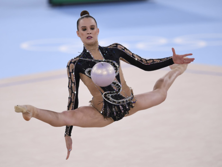 ניקול זליקמן (צילום: עמית שיסל, הוועד האולימפי)