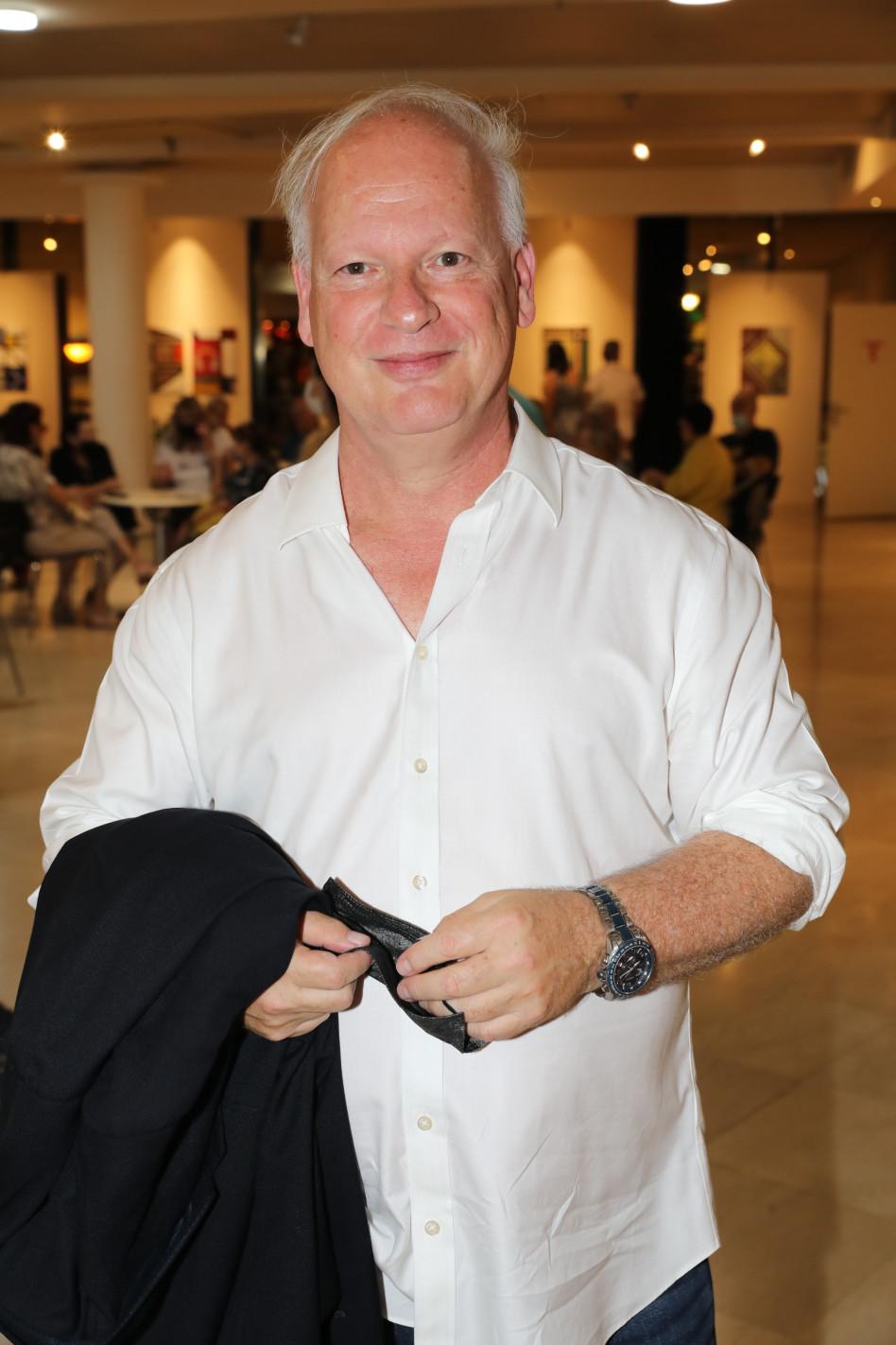אלון פנקס (צילום: רפי דלויה)