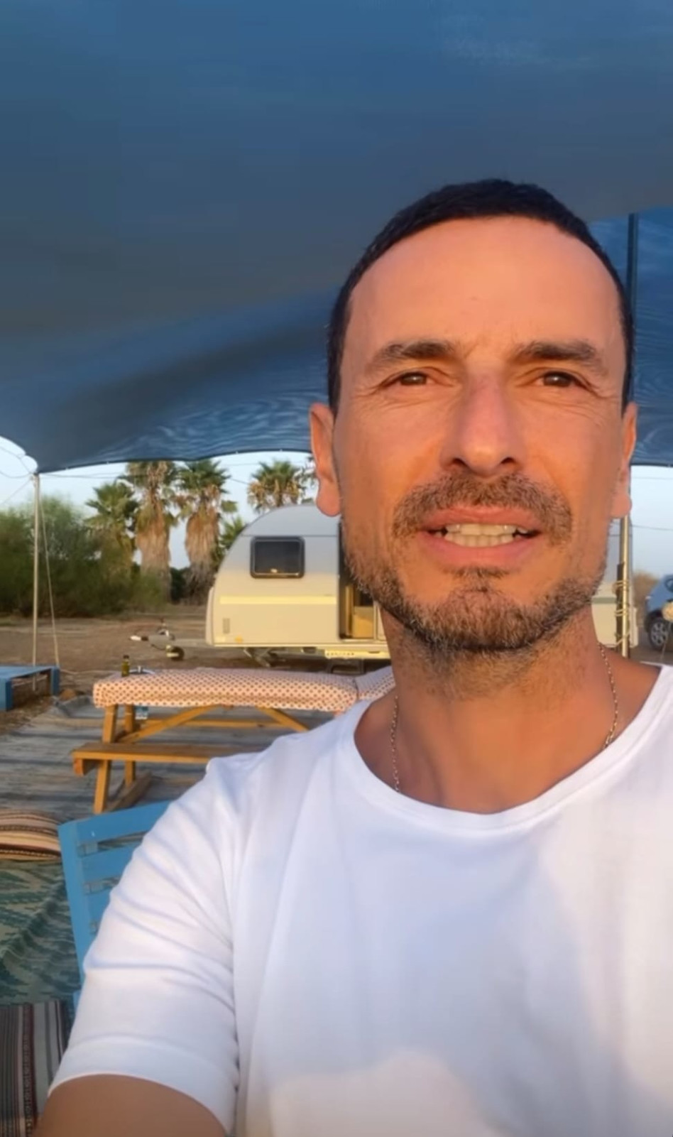 גיא זוארץ (צילום: צילום מסך אינסטגרם)