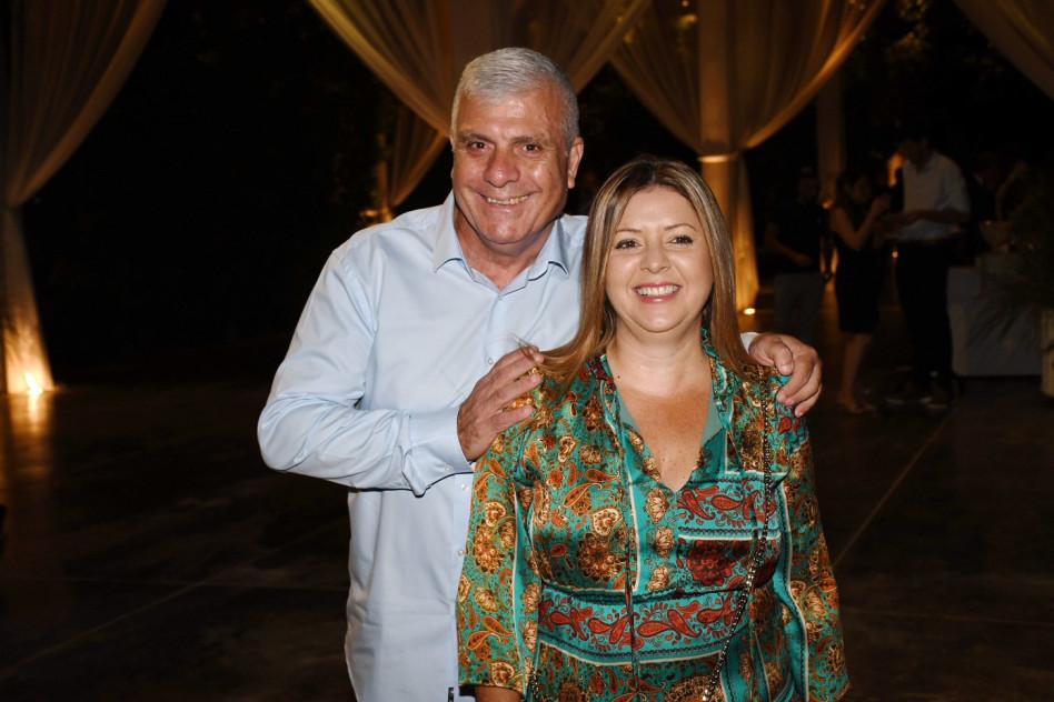 אילנית ואבי לוי (צילום: אביב חופי)