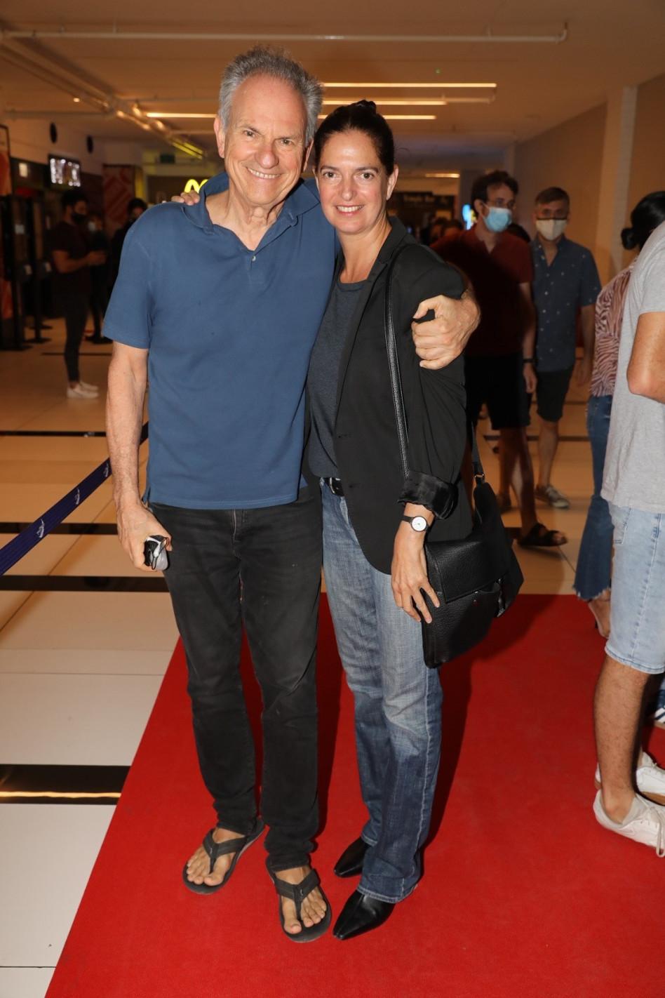 איריס ואבי נשר (צילום: רפי דלויה)
