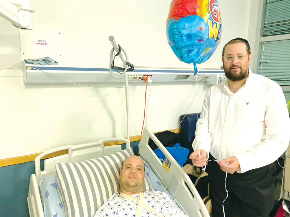 ישראל כהן וטופז לוק (צילום: פרטי)