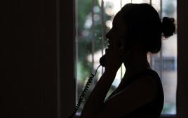 """נט""""ל - קו סיוע טלפוני לנפגעי חרדה על רקע לאומי"""