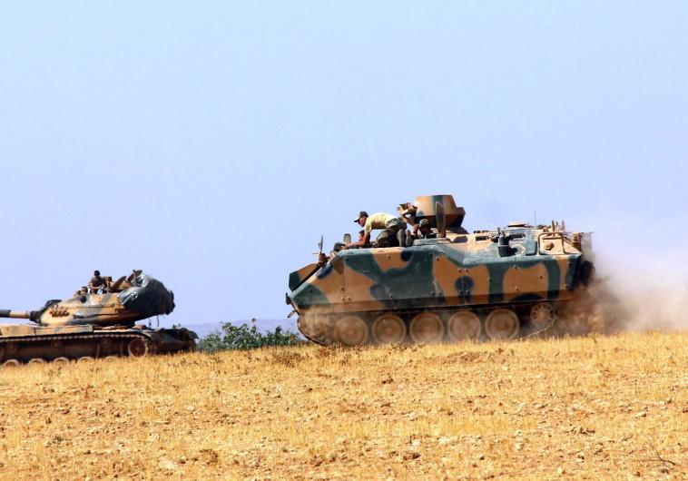 צבא טורקיה. צילום: רויטרס|