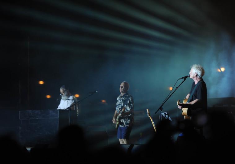 איחוד להקת תמוז, ההופעה. צילום: אבשלום ששוני