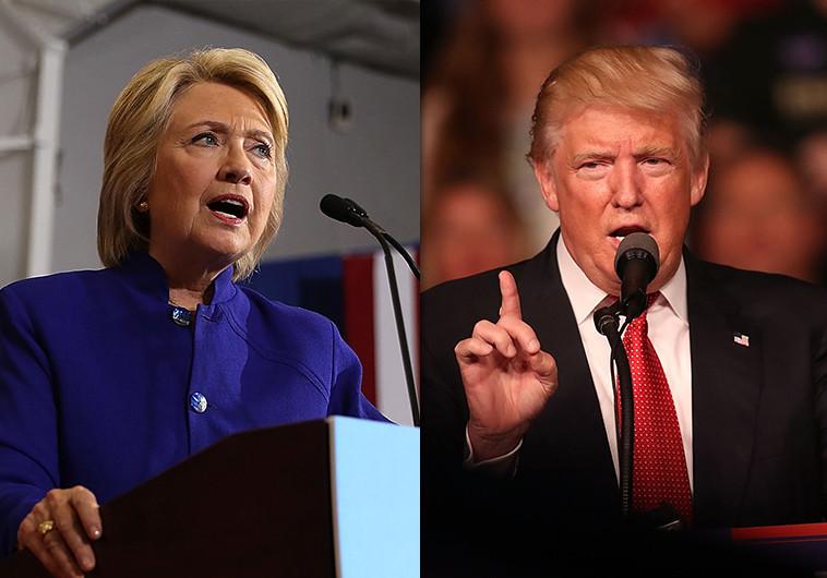 בחירה בין שני מועמדים בינוניים. צילום: Getty Images