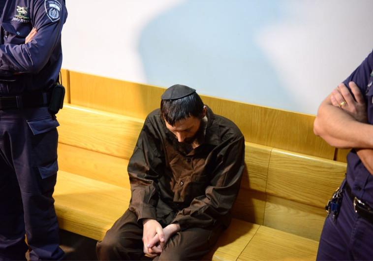 הארכת מעצר לרוצח מטבריה מאיר גולדשטיין. צילום: מאיר וקנין