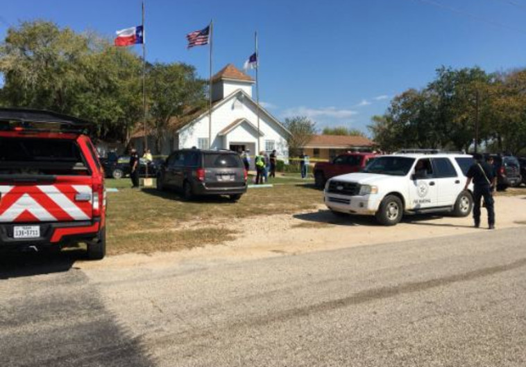 הכנסייה בה בוצע הירי
