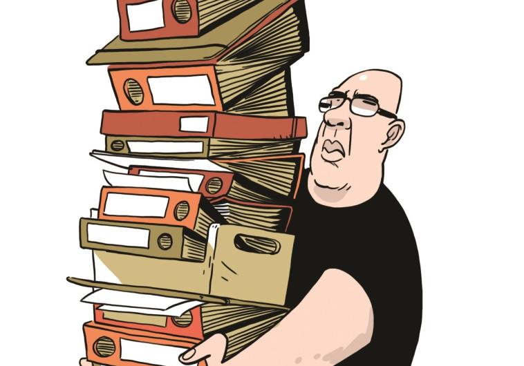 רון קופמן במס הכנסה