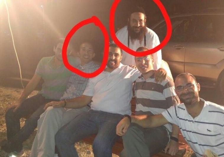 הרב רזיאל שבח, שנרצח בפיגוע בחוות גלעד והרב איתמר בן גל, שנרצח סמוך לאריאל