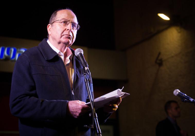שר הבטחון לשעבר יעלון: מערכת הבטחון לא תמכה בהקמת אסדת גז בקרבת החוף