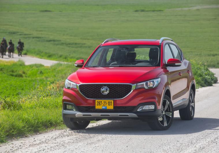 רכב ה-SZ של MG מספק תמורה מרשימה ומפתה למחיר