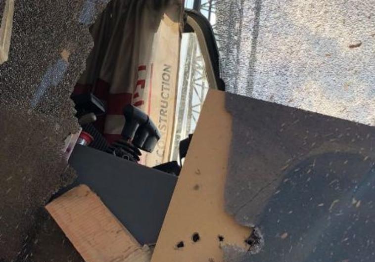 ירי לעבר כלים אזרחים בעוטף עזה