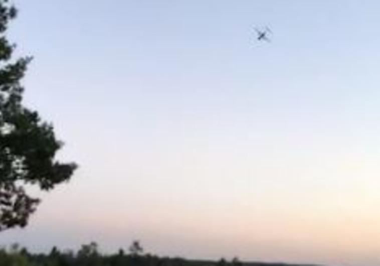 המטוס הגנוב בסיאטל