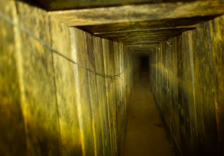 המנהרה שחדרה לשטח ישראל ונוטרלה