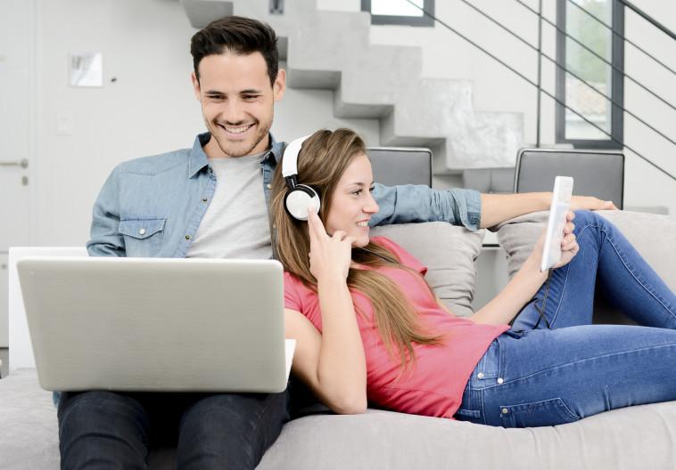 בני זוג, זוגיות, אילוסטרציה (צילום: istockphoto)