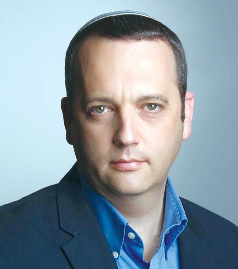 """הרב גלעד קריב, מנכ""""ל התנועה הרפורמית"""