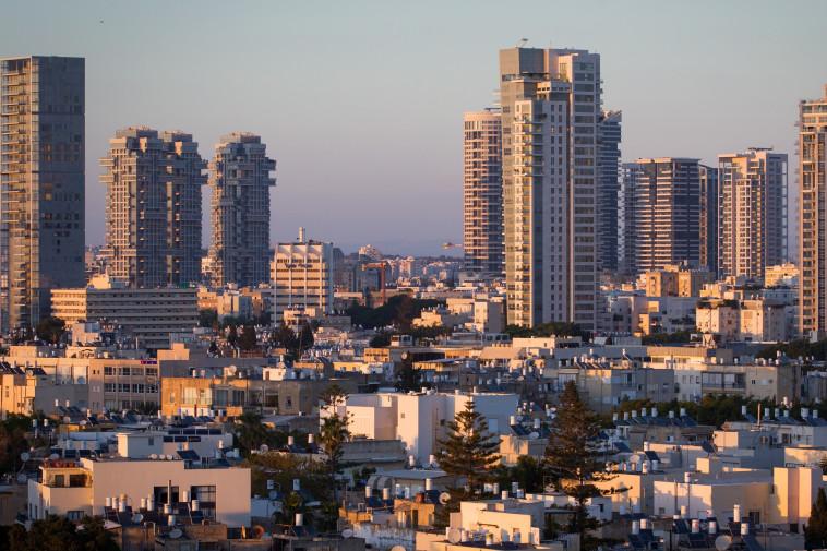 תל אביב, צילום: מרים אלסטר פלאש 90