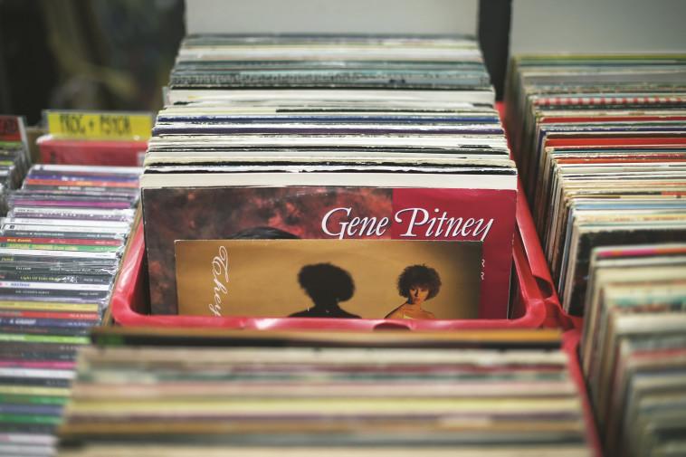תקליטים. צילום: גטי אימג'ז
