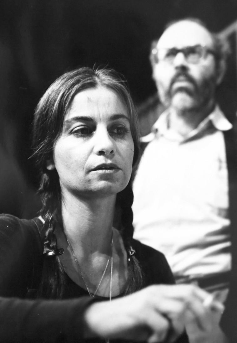 עידית צור, בהצגה לפני 40 שנה