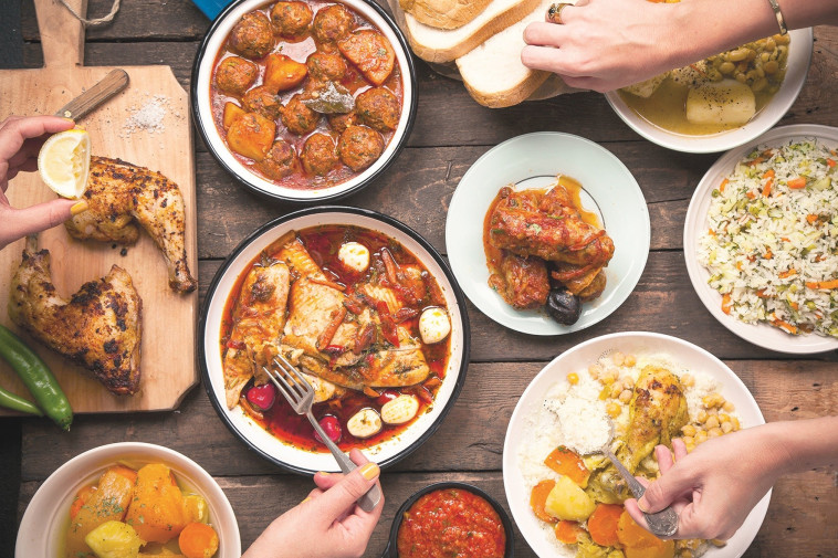 ביתי וטעים. מאכלים לחג של פלאפל גבאי. צילום: אפיק גבאי