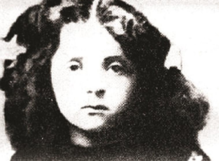 גולדה מאיר בגיל 7. צילום: אלבום משפחתי