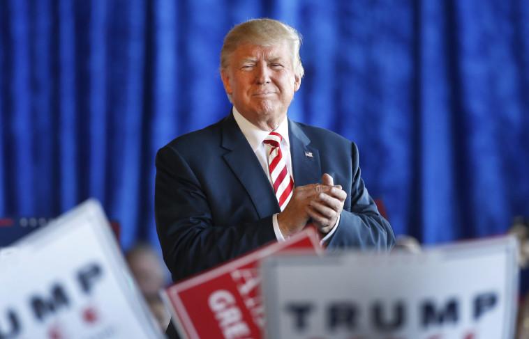 התאוששות קלה, דונלד טראמפ. צילום: Getty Images