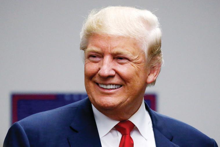 טראמפ. יתמוך בכל מה שישראל תחליט. צילום: רויטרס