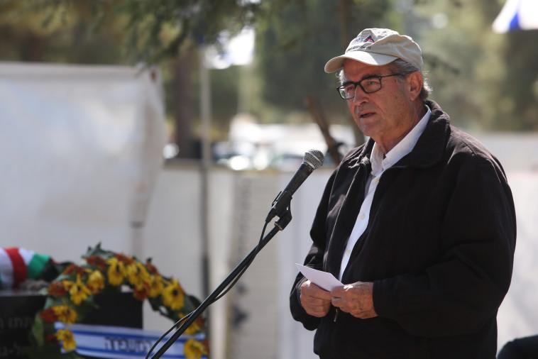 """""""ידעת שרבין מגבה אותך"""". ראש המוסד לשעבר שבתי שביט. צילום: מרק ישראל סלם"""