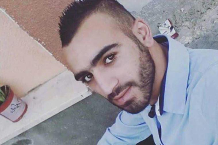 מוחמד רחאל מזרזיר שנהרג בתאונה.