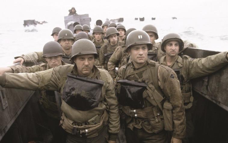 מאסקייפיזם להומניזם. להציל את טוראי ראיין, צילום: IMDB