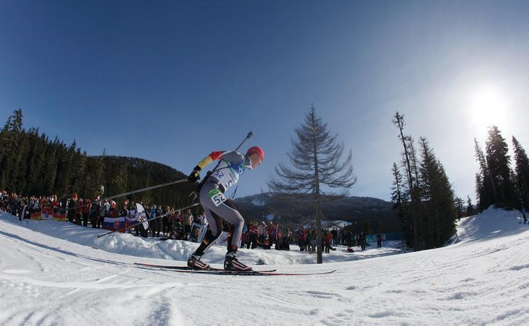 "אתר הסקי הקנדי ""וויסלר"". צילום: רויטרס"