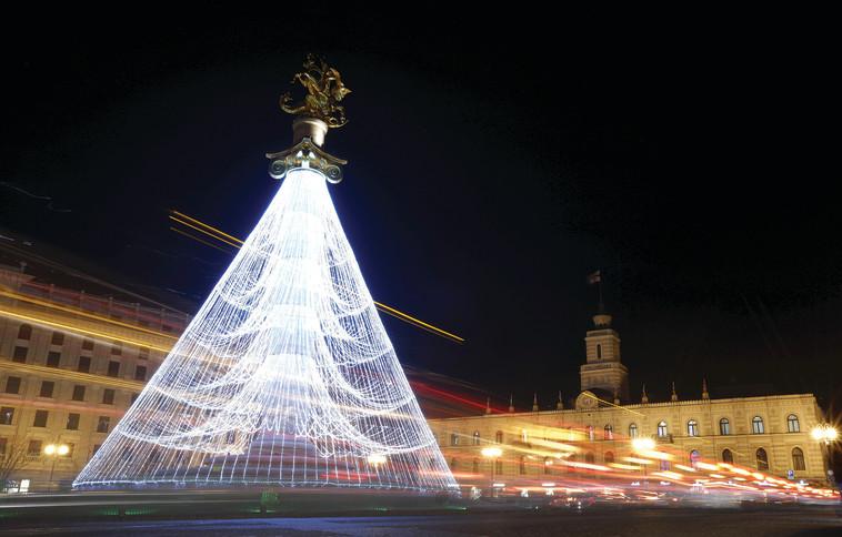 טביליסי, גיאורגיה. צילום: רויטרס