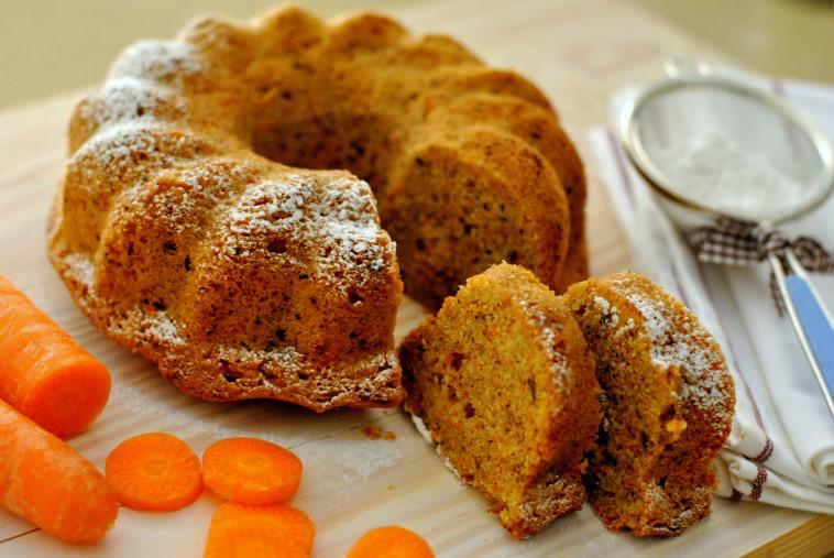 עוגת גזר. צילום: פסקל פרץ רובין