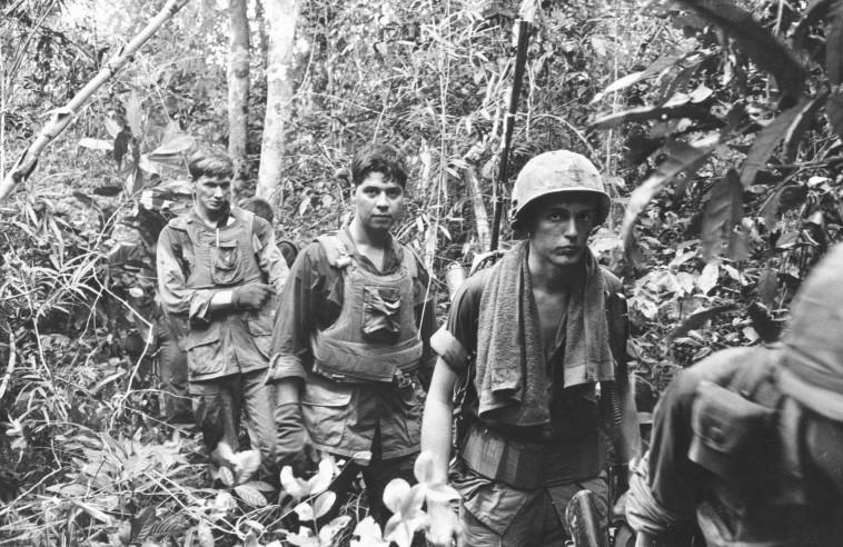 """מתוך הסדרה """"מלחמת וייטנאם"""". באדיבות יס דוקו"""