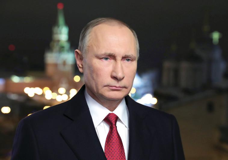 """""""מבחינת כל המעורבים, חיזבאללה סיים את עבודתו"""". ולדימיר פוטין, צילום: רויטרס"""