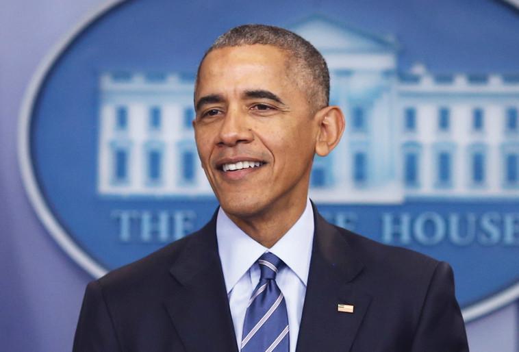 המושיע של השמאל למשך שמונה שנים, אובמה. צילום: רויטרס