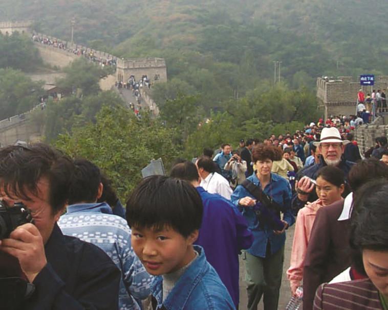 על החומה הסינית הגדולה